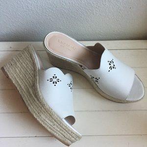 Kate Spade Tenley Espadrille Wedge Sandals